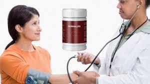 Normalife – na hypertenzi - účinky – krém – složení