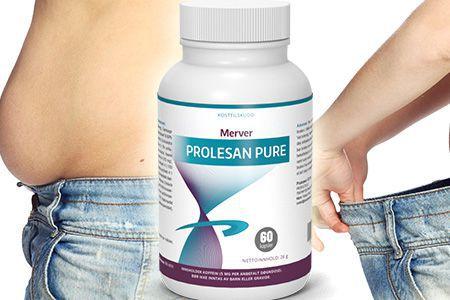 Prolesan Pure - pro hubnutí - kde koupit – lékárna – Amazon