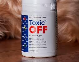 Toxic Off – očištění těla - česká republika – recenze – akční