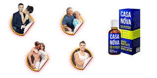 Casanova kapky – akční – výrobce – účinky