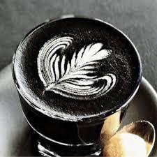 Black charcoal latte- jak používat – česká republika – výrobce
