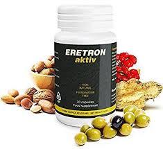 Eretron aktiv – výrobce – účinky – lékárna