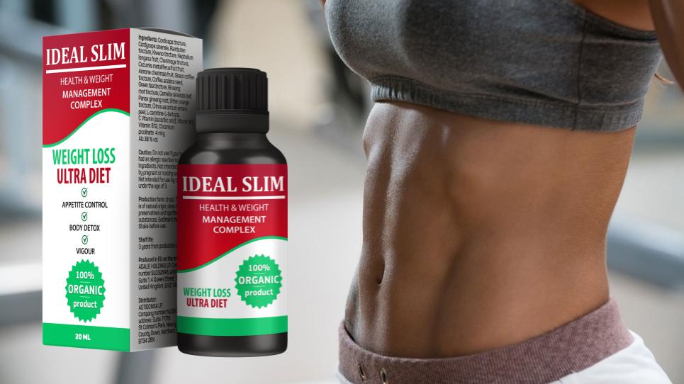 Ideal Slim - účinky - lékárna - recenze