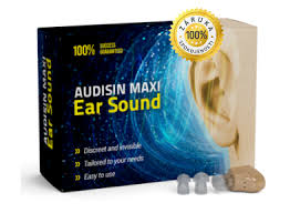 Audisin Maxi Ear Sound – krém – forum – cena