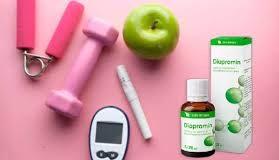 Diapromin – na cukrovku - jak používat – recenze – prodejna