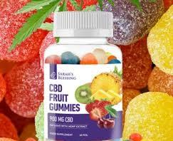 Sarah's Blessing Cbd Fruit Gummies - dr max - cena - forum