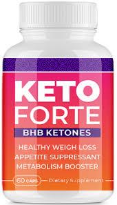 Keto Forte BHB Ketones - cena - kde koupit - recenze