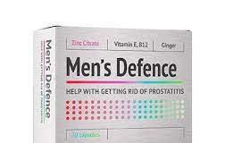 Mens Defence - jak to funguje? - zkušenosti - dávkování - složení