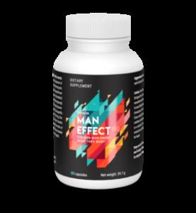 Man Effect Pro - jak to funguje? - zkušenosti - dávkování - složení