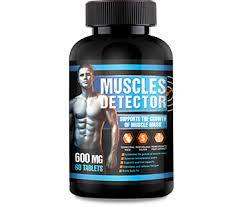 Muscles Detector - složení - jak to funguje? - zkušenosti - dávkování