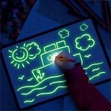Fluorescent Drawing Board - výsledky - forum - recenze - diskuze