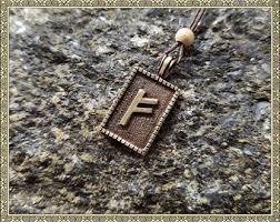 Fehu Amulet - hodnocení - prodej - objednat - cena