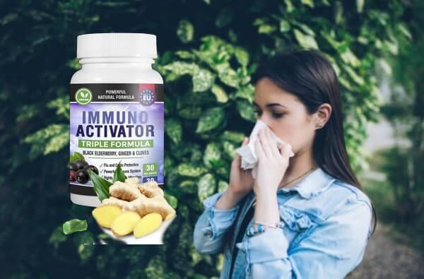 ImmunoActivator- dávkování - složení - jak to funguje? - zkušenosti