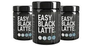 Easy Black Latte - zkušenosti - složení - jak to funguje - dávkování