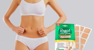 RapidSlim Patches - dávkování - složení - jak to funguje? - zkušenosti