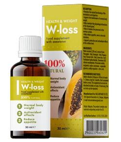 W-Loss - zkušenosti - dávkování - složení - jak to funguje