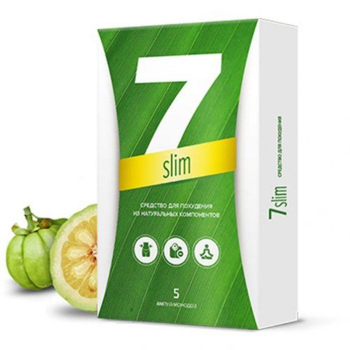 7-Slim - složení - jak to funguje? - zkušenosti - dávkování