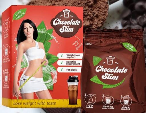 Chocolate Slim - složení - jak to funguje? - zkušenosti - dávkování