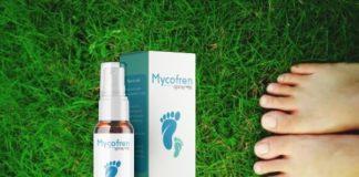 Mycofren Spray - cena - prodej - objednat - hodnocení