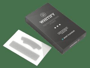 Whitify Strips - zkušenosti - dávkování - složení - jak to funguje