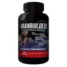 ManBuilder - zkušenosti - jak to funguje? - dávkování - složení